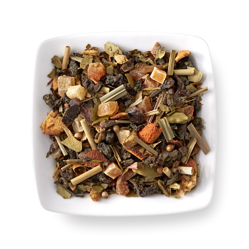 Teavana Yerba mate chai tea blend | Girlfriend is Better
