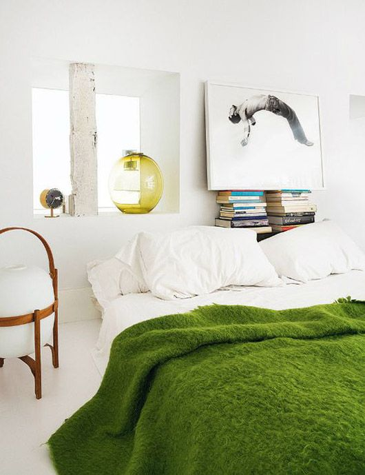 Decorate with blues and greens | Feng Shui knowledge + wisdom center | Girlfriend is Better