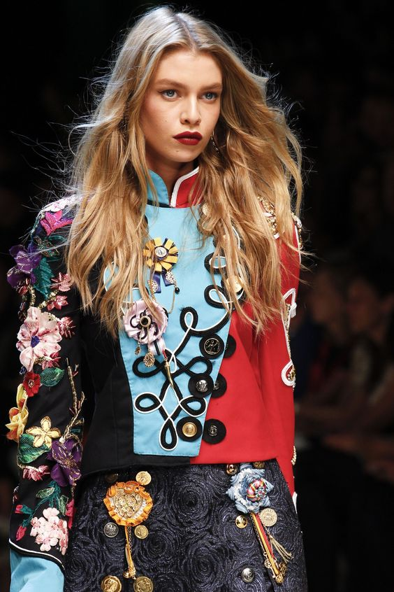 Dolce & Gabbana embellished jacket | Girlfriend is Better