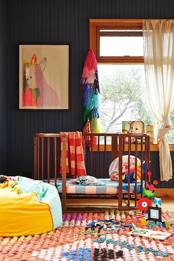 Add vibrant pastels to enhance Creativity and Children center | Feng Shui Guide | Girlfriend is Better