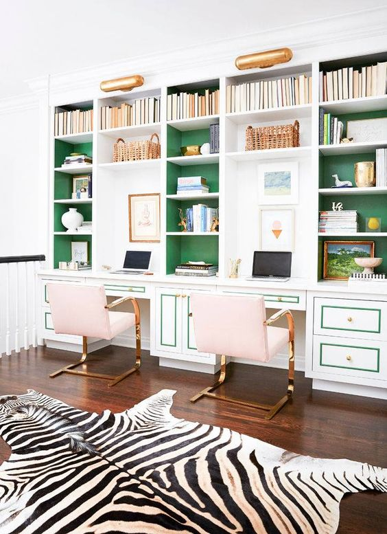 Shared office space organization | Feng Shui tips | Girlfriend is Better