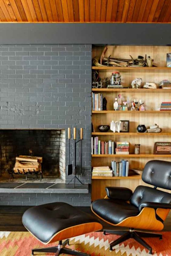 Chic fireplace | Feng Shui tips | Girlfriend is Better