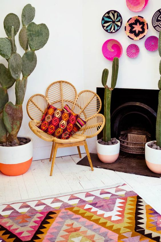 Add plants to your fireplace | Feng Shui tips | Girlfriend is Better