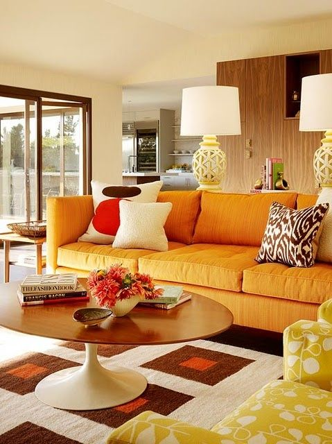 Use yellow decor for the health center of your home | Feng Shui guide | Girlfriend is Better