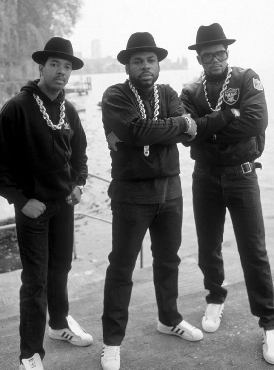 Run-DMC the ultimate hip-hop fashion inspiration from the 80's | Girlfriend is Better
