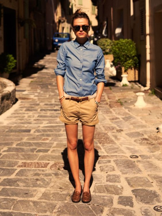 Heading in to Spring with penny loafers   Girlfriend is Better