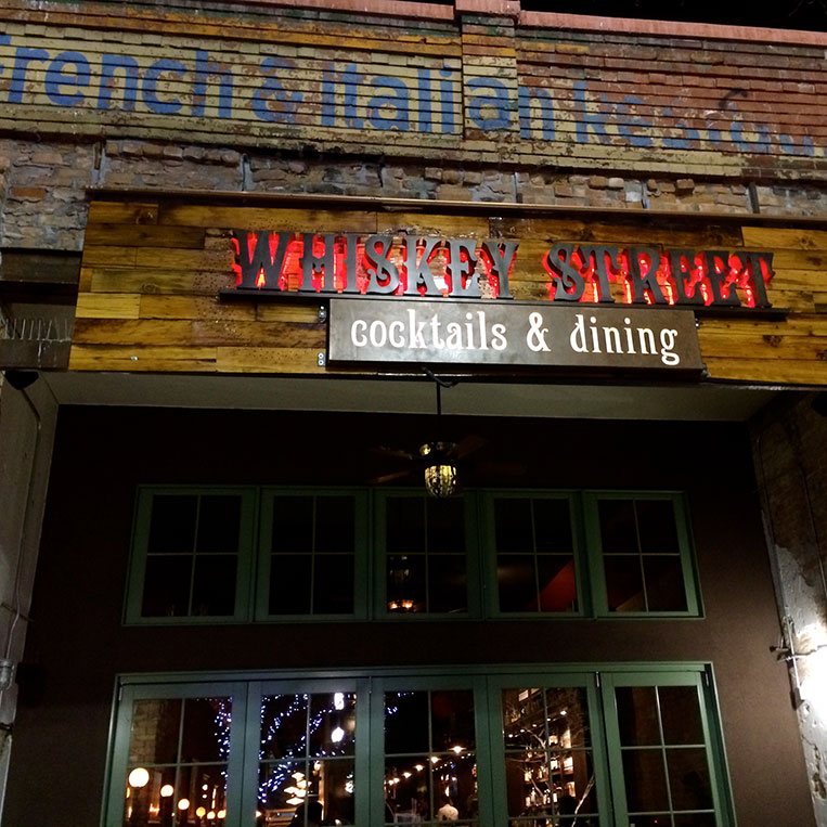 Whiskey Street | Salt Lake City foodie guide | Girlfriend is Better