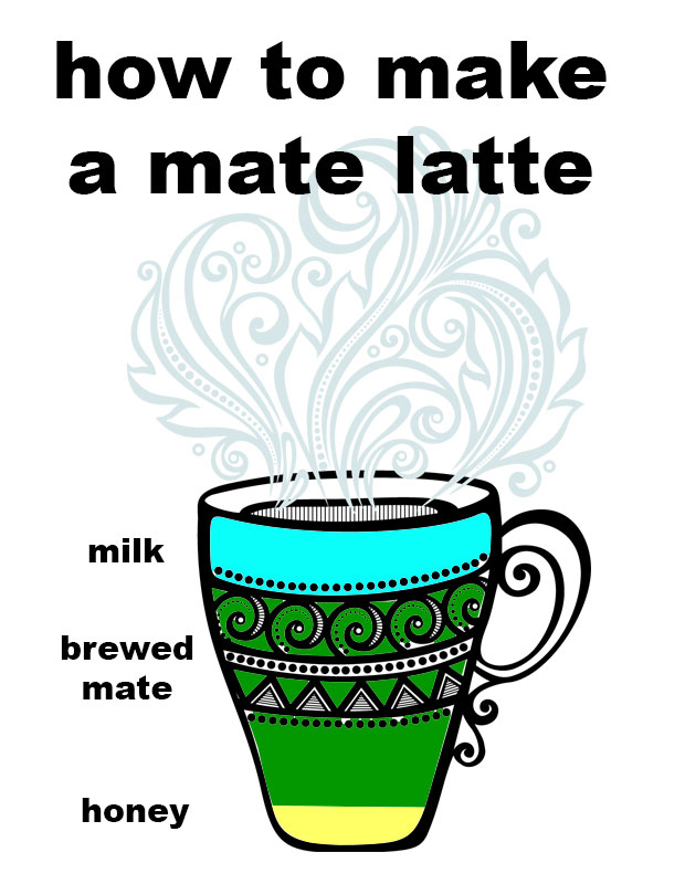 How to make a mate latte | Girlfriend is Better