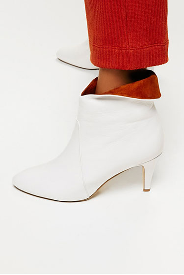 Jeffrey Campbell Bluebell Kitten Heel Boot | Free People