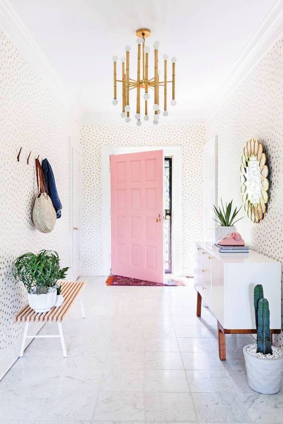 How to attract love + relationships mid-century modern decor | Feng Shui guide | Girlfriend is Better