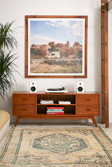 Micah Media Console | Urban Outfitters