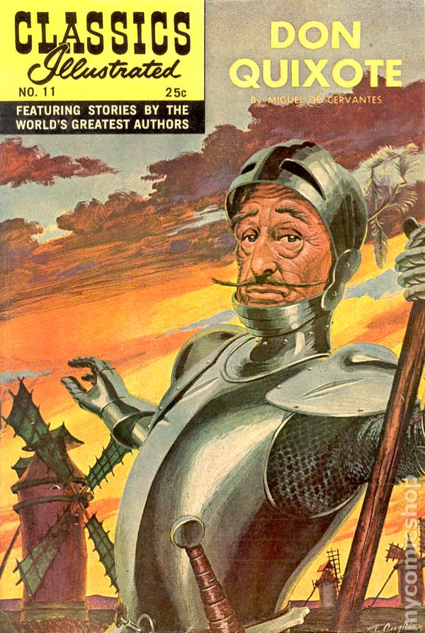 Don Quixote by Miguel de Cervantes | Best summer classic novels | Girlfriend is Better