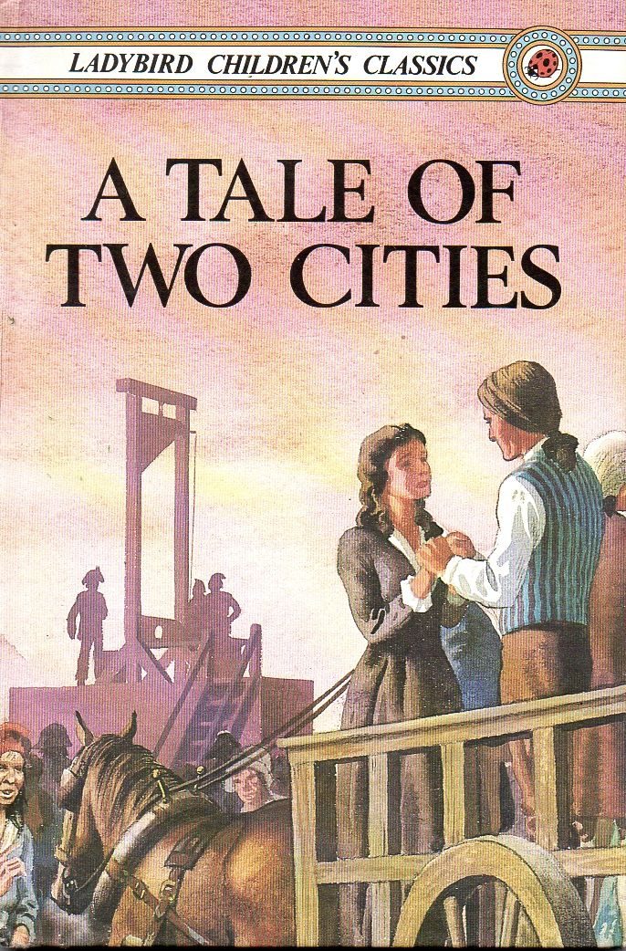 A Tale of Two Cities by Charles Dickens | Best summer classic novels | Girlfriend is Better