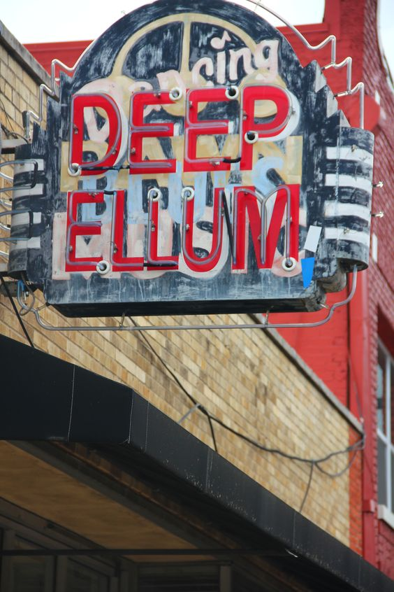 Deep Ellum Texas | Dallas travel guide | Girlfriend is Better