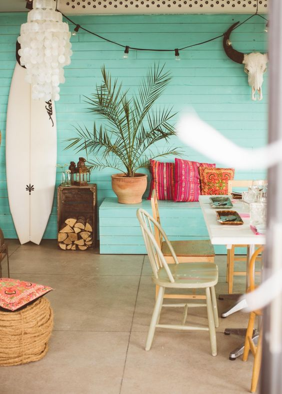 Surf shack paint ideas | Girlfriend is Better