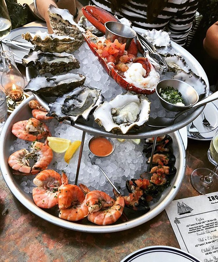 Ironside Oyster Bar Little Italy San Diego | Girlfriend is Better