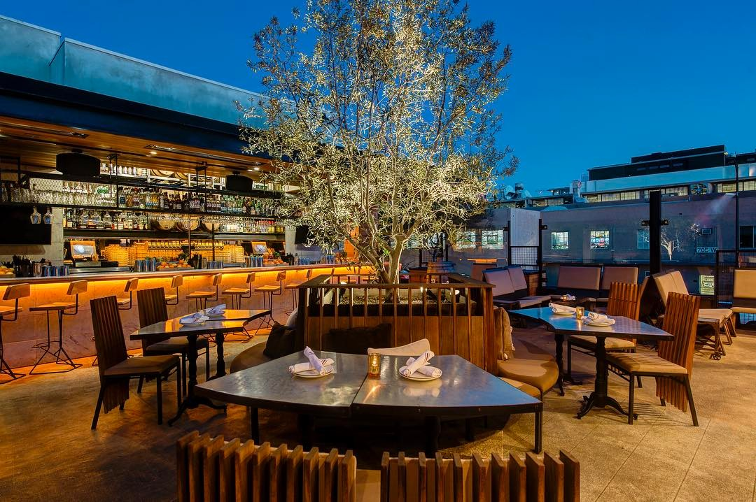 Kettner Exchange rooftop bar Little Italy San Diego | Girlfriend is Better