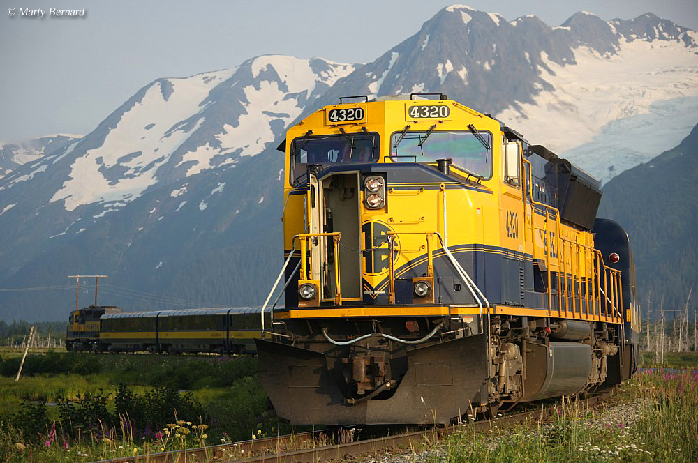 Alaska Railroad Tour | Travel Guide | Girlfriend is Better