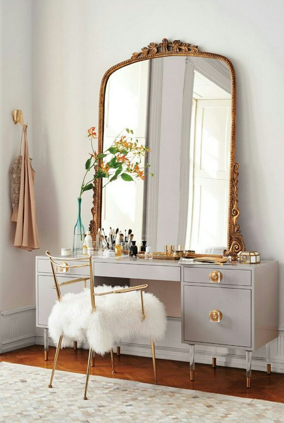 Dressing Tables Mid Century Modern Vanity Girlfriend Is