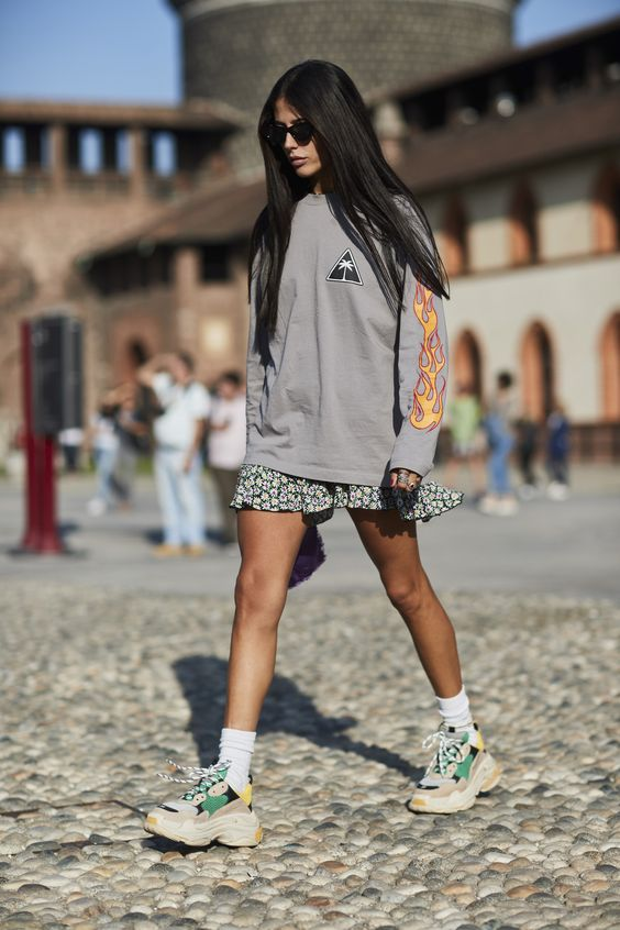 Milan Fashion Week Spring skirts and dresses | Girlfriend is Better