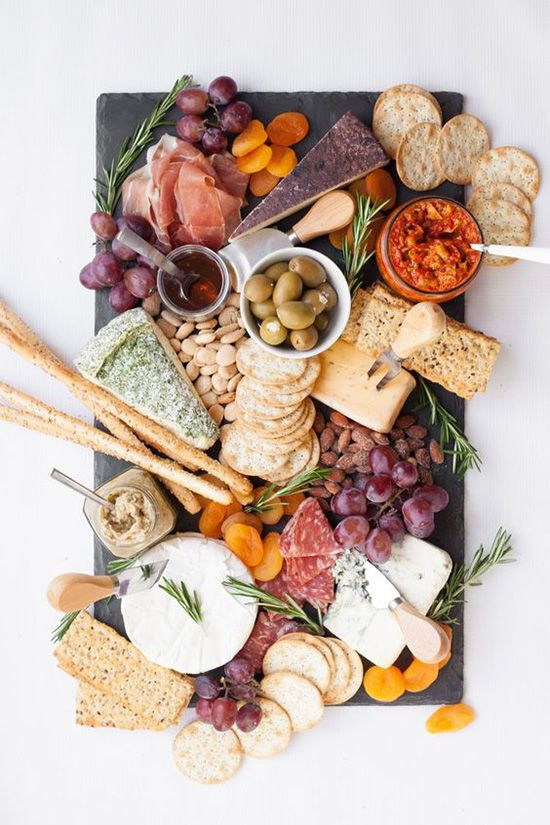 Spring Hygge cheese board | Girlfriend is Better