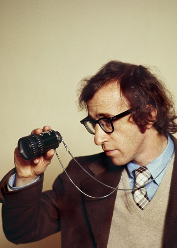 Director Woody Allen | 5 Favorite movies review | Girlfriend is Better