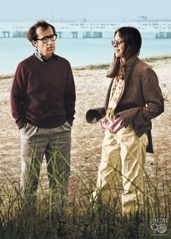Woody Allen and Diane Keaton | Annie Hall | 5 favorite movies review | Girlfriend is Better