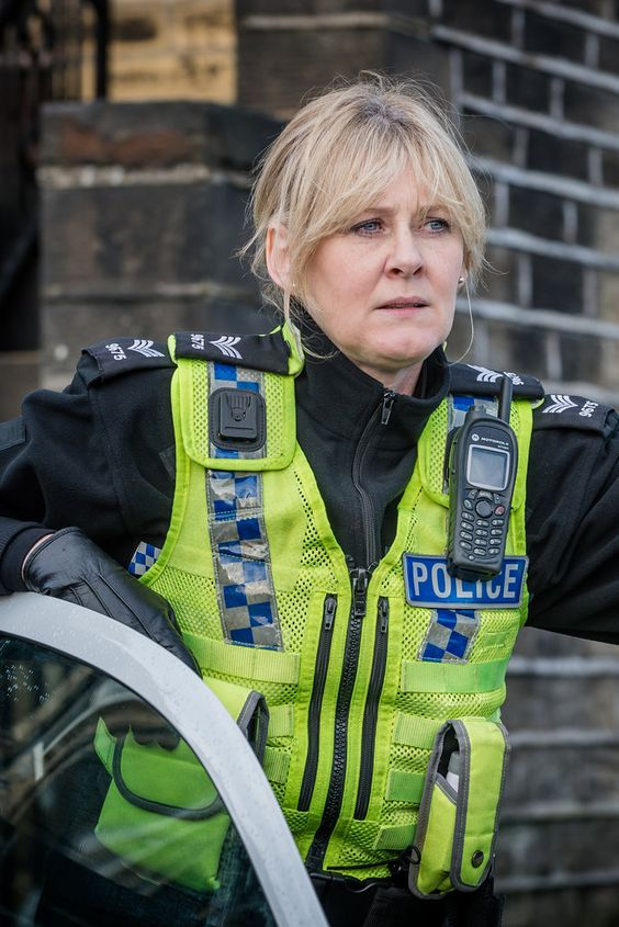 British crime drama Happy Valley Netflix | Sarah Lancashire | Girlfriend is Better