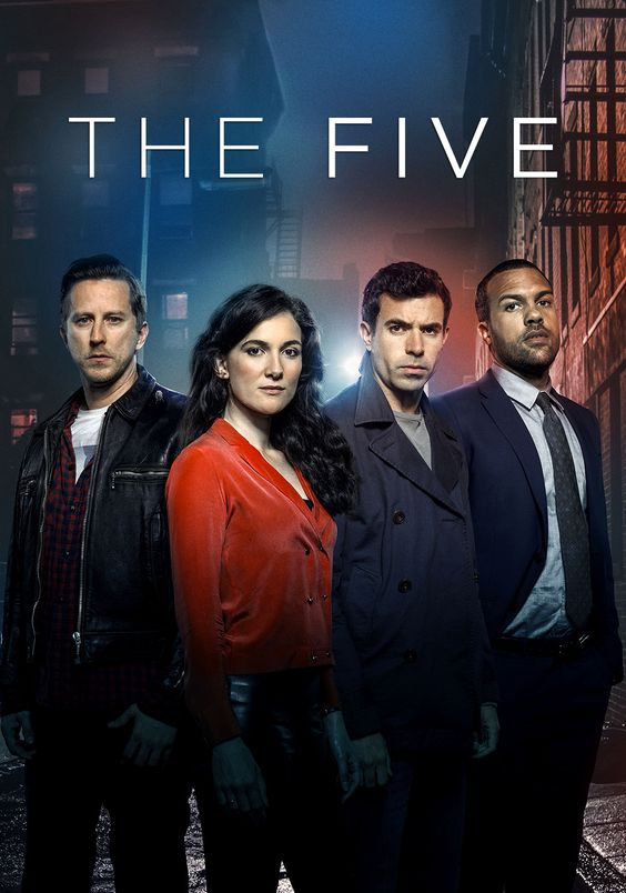Netflix British crime drama | The Five | Girlfriend is Better