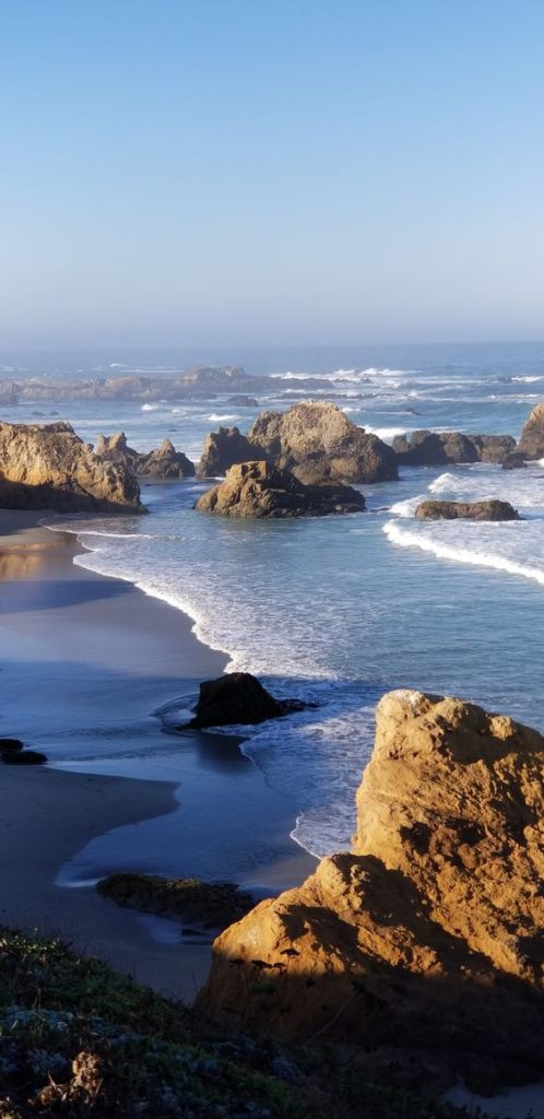 Fort Bragg California coastal weekend trip | travel guide | Girlfriend is Better