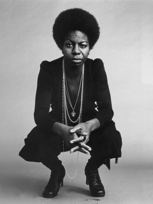 female jazz singers | Nina Simone | Girlfriend is Better