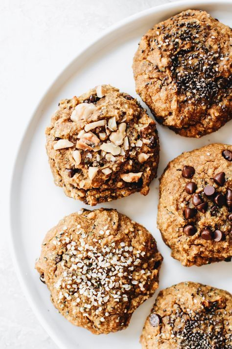 breakfast bites | Turmeric Latte Breakfast Cookies | Girlfriend is Better
