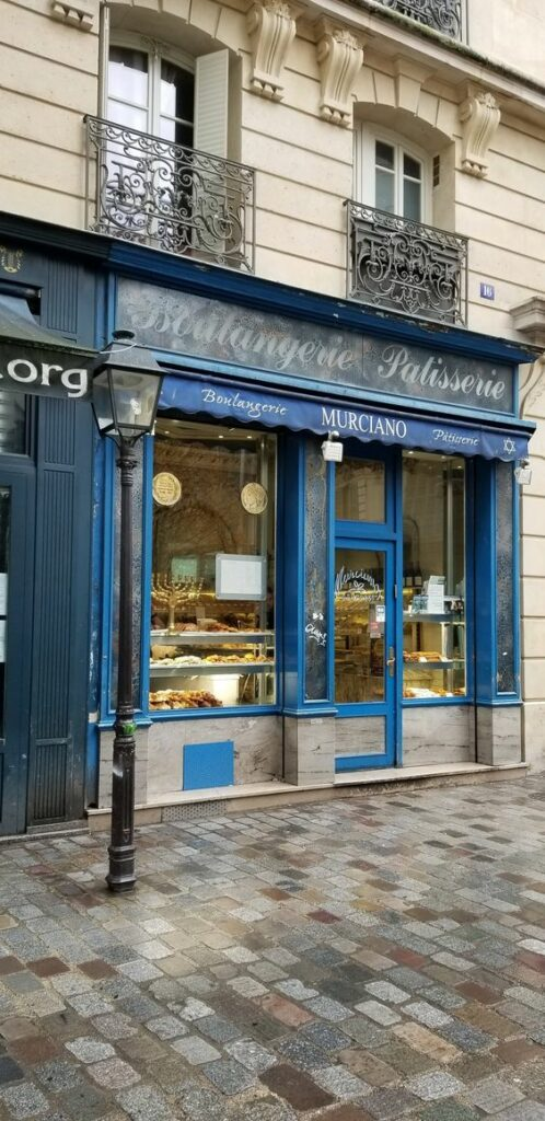 Paris 4th arrondissement | Jewish quarter Marais District boulangerie window shopping | Girlfriend is Better