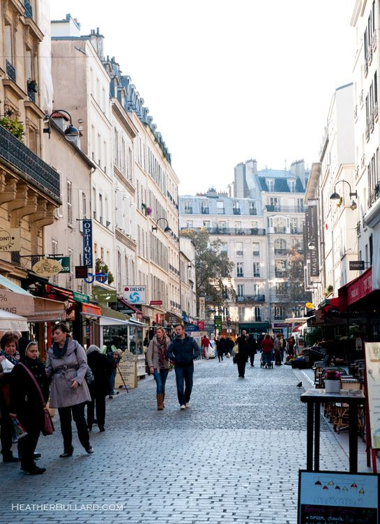 paris 7th arrondissement | Rue Cler market street shopping france travel guide | Girlfriend is Better