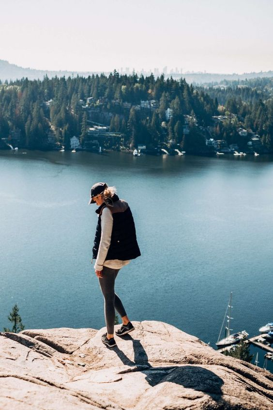 Vancouver BC | travel guide landscape scenery hiking | Girlfriend is Better