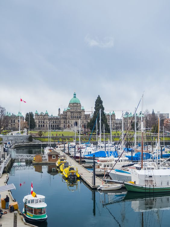 Victoria BC | Canada travel guide family kid-friendly | Girlfriend is Better